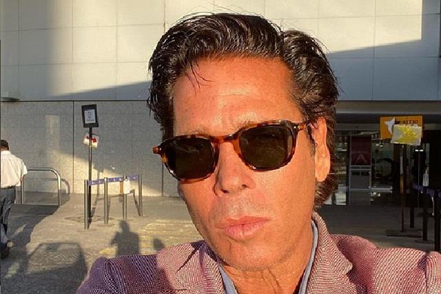 ¿Qué lazo familiar une a Roberto Palazuelos con Luis Miguel?