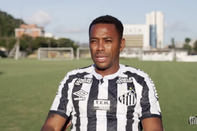 Foto: Capturas de pantalla de YouTube / Santos Futebol Clube