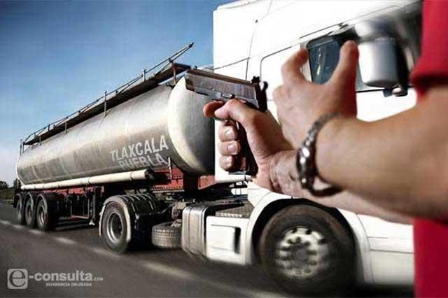 Puebla es primer lugar nacional en robo a autotransporte de carga