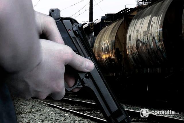 Aumenta asalto a trenes en Puebla, alertan en el Senado