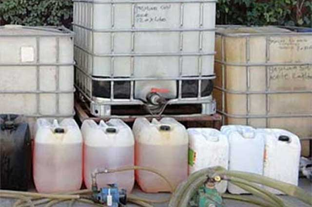 Ignora la SSP si combustible robado es vendido en mercados