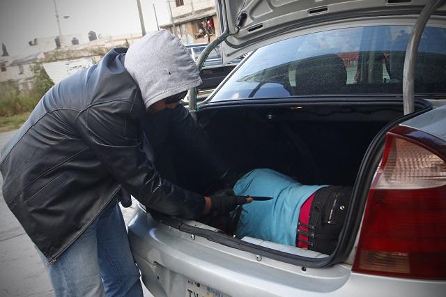 Puebla es cuarto en secuestros durante el gobierno de AMLO