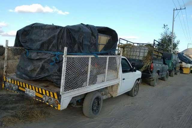 No resuelven 500 policías robo de combustible en Puebla: Abdala