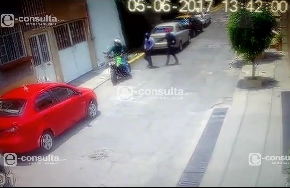 Roban 200 mil pesos a cuentahabiente en la colonia Belisario Domínguez