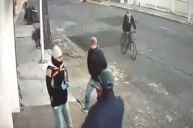 Captan en video asalto armado en la Belisario Domínguez