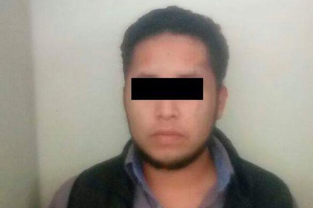 Detienen a poblano por robo en Coppel de Zacatelco