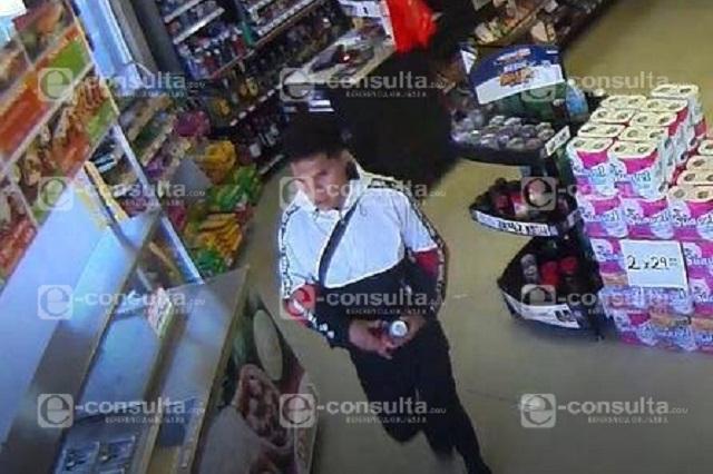 Roban dinero y mercancía a tienda de Bosques de Chapultepec