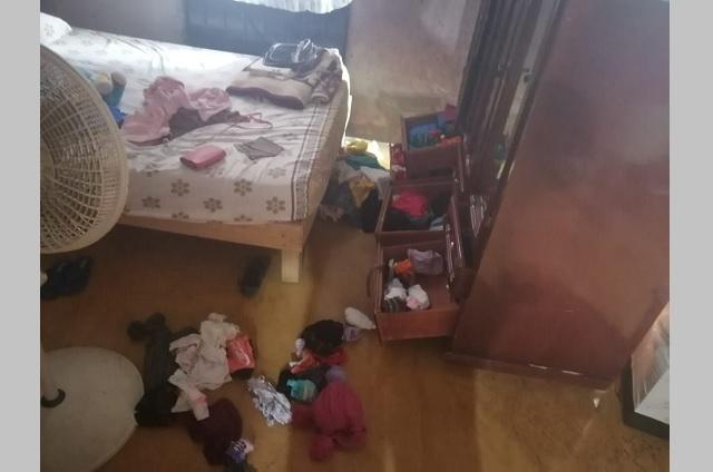Mujer de Xicotepec acusa a sus hijos por el robo de su vivienda
