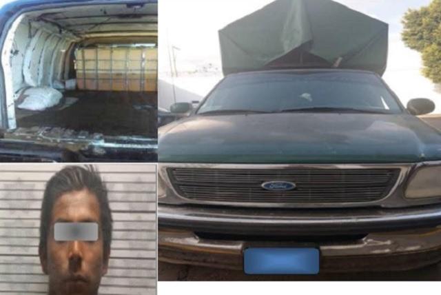 En acción anti huachicol aseguran a dos hombres y 11 vehículos