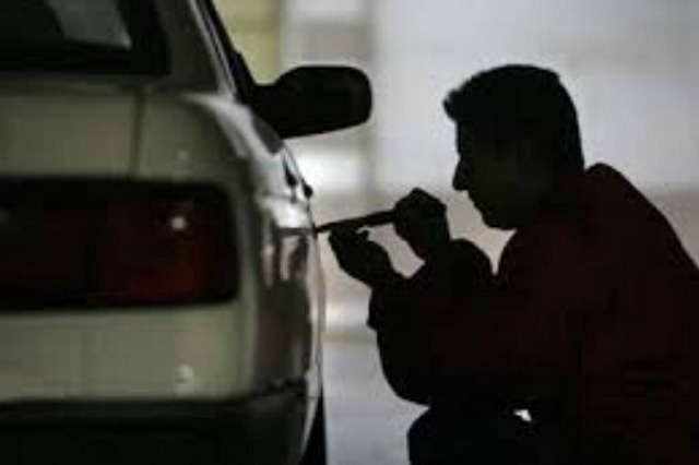 Roban 10 autos en Tehuacán solo en los primeros 14 días del 2021