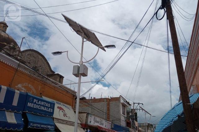 Robo de cable en Tehuacán asciende a 135 mil pesos