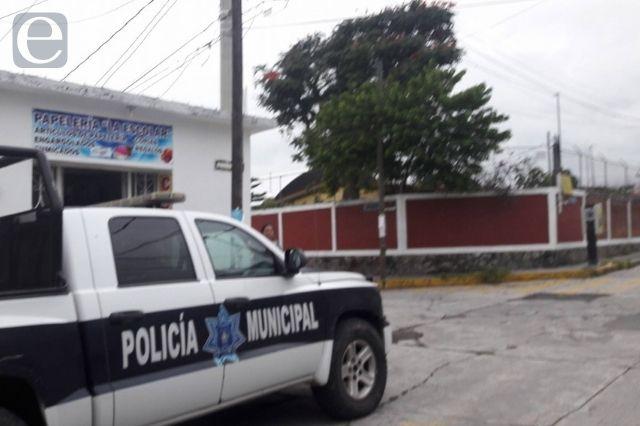 Escuelas de la región de Atlixco víctimas de la delincuencia