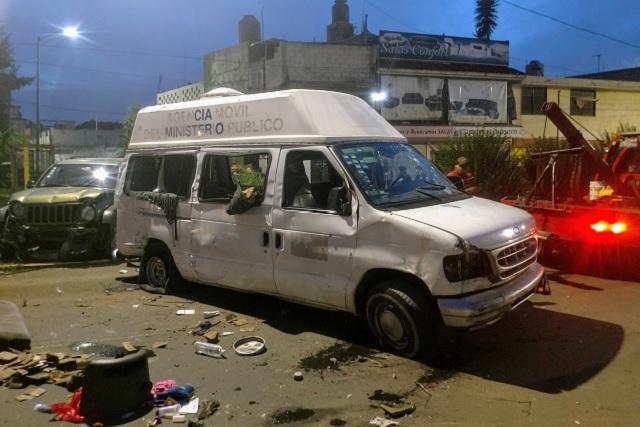 Procesan al segundo detenido que volcó con urnas robadas en Puebla