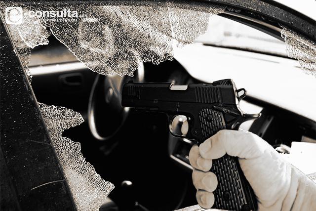 Ejecutan con violencia 7 de cada 10 robos de autos en Puebla