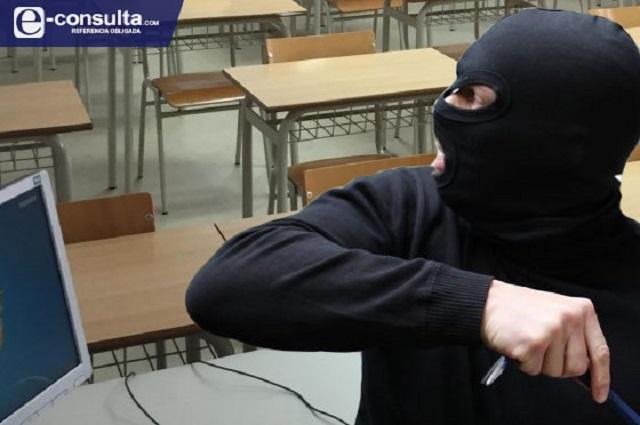 Pandemia no frena robos en las escuelas de Puebla