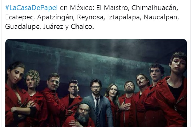 ¿La Casa de Papel? Memes del robo a Casa de Moneda en CDMX