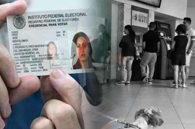 Avala el INE proyecto para evitar el robo de identidad