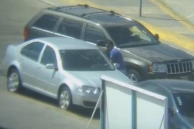 Videos exhiben modus operandi del robo de autopartes en Puebla