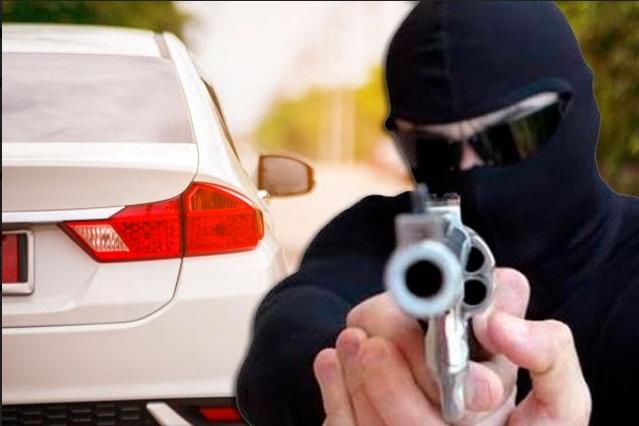 Crece 1,000% robo violento de autos en Puebla capital