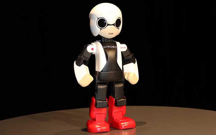 Japón envía al espacio a Kirobo, el primer Androide Astronauta de compañía