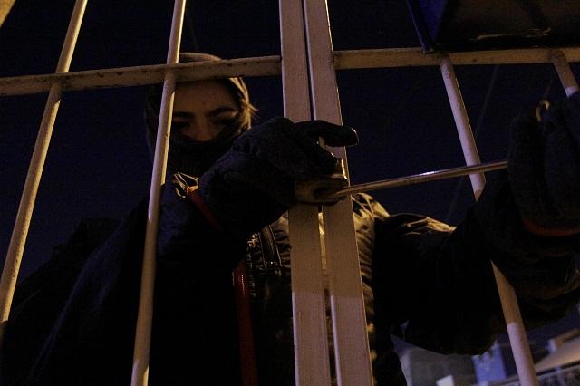 Ladrones hurtan en domicilio que resguardaba la Fiscalía