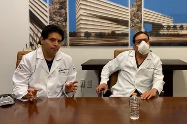 La primera cirugía con robot en Puebla, lista para enero