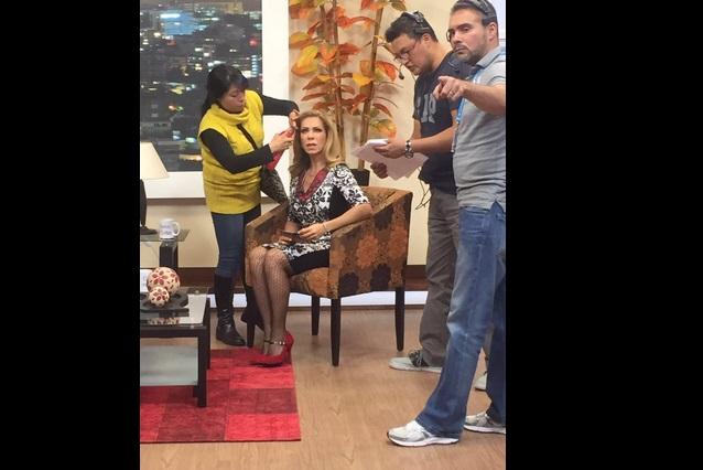 Rocío Sánchez Azuara regresa a la televisión en la madrugada