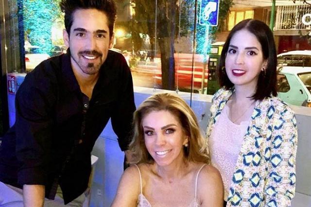 Fotos: Rocío Sánchez Azuara se deja ver en traje de baño