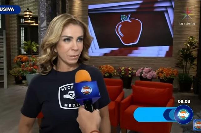 Esto dice Rocío Sánchez Azuara sobre Laura Bozzo en Televisa