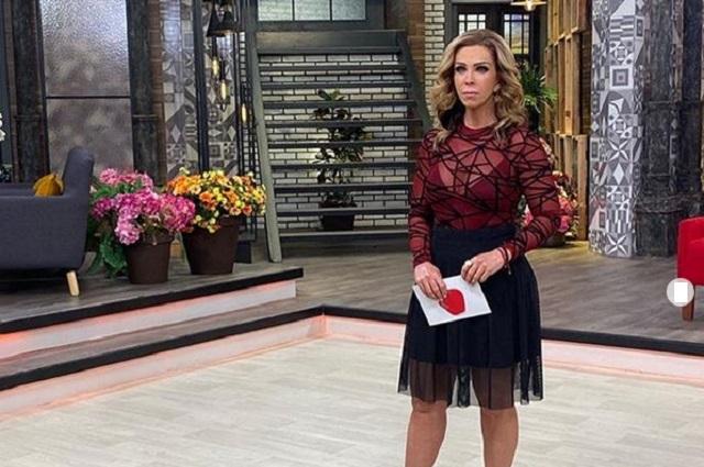 Televisa dejaría sin trabajo a Rocío Sánchez Azuara