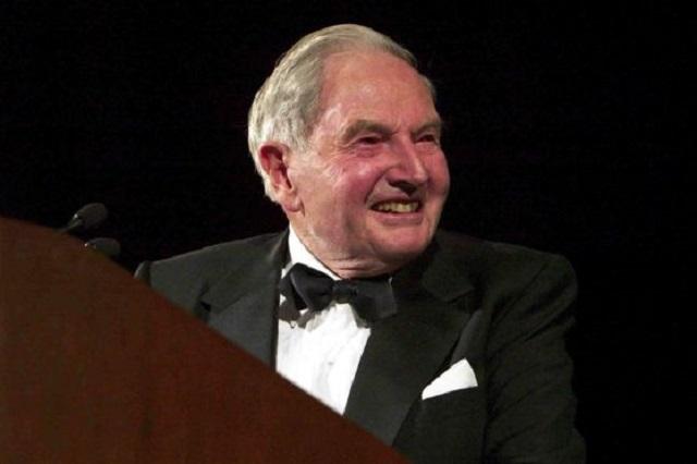 Muere a los 101 años de edad el magnate David Rockefeller