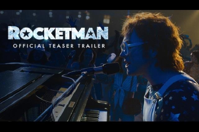 Estrenan tráiler de Rocketman, la vida sin censura de Elton John