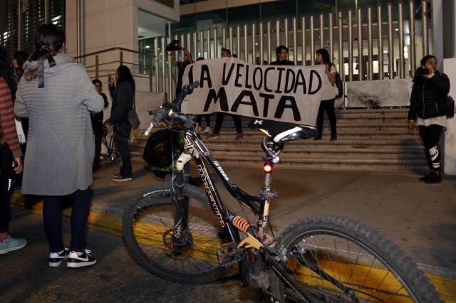 Suman caso de Vara Zenteno a discusión de Ley de Seguridad Vial