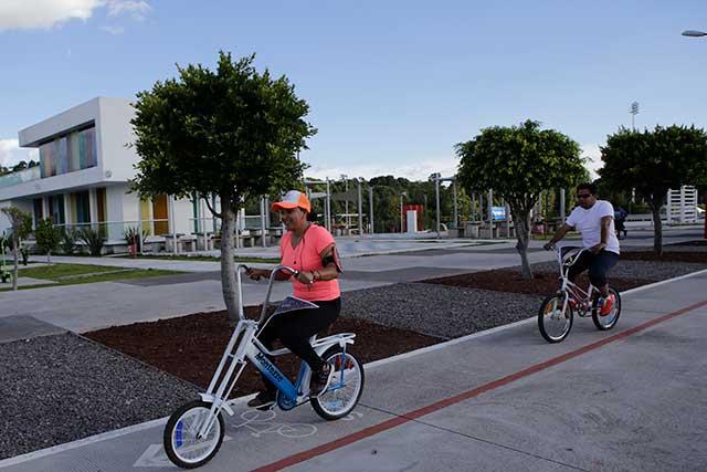 Festival Rodante busca estimular el respeto por el uso de la bicicleta