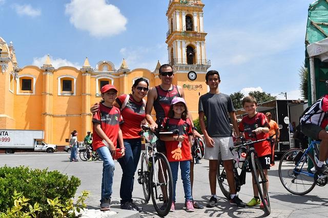 Concluye con éxito la 66 Feria de San Pedro Cholula