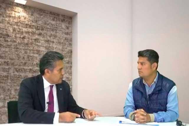 Continúa vigente red de espionaje en Puebla, sostiene exagente