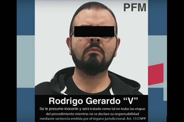 Dan formal prisión a Rodrigo Vallejo, hijo del ex gobernador de Michoacán