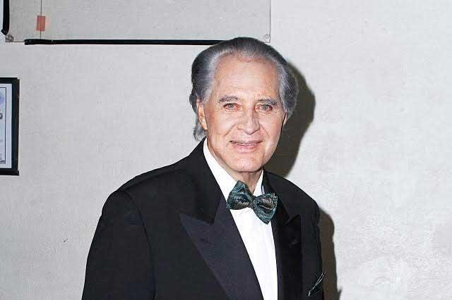 Rogelio Guerra no puede hablar, revela el hijo del actor