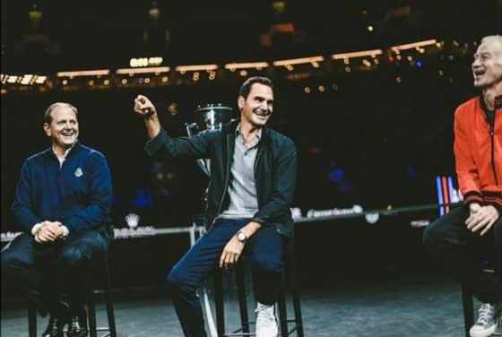 Oficial: Roger Federer está fuera del Top 10 de la ATP