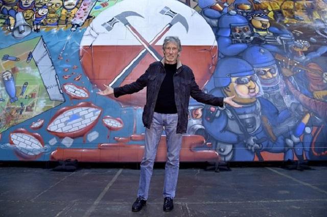 Escuche a su gente, pide Roger Waters a Peña Nieto