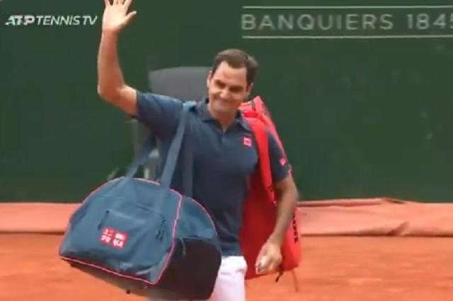 Foto: Captura de Pantalla de Twitter / @TennisTV