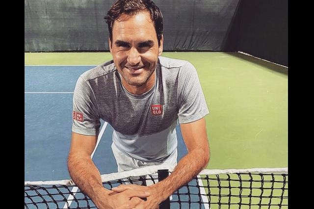 Roger Federer renuncia a jugar en el Abierto de Miami