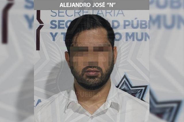 Venezolano vuelve a prisión por robar Rolex de 250 mp