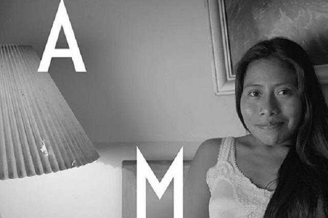 Yalitza explicó a sus padres cómo grabó escena íntima