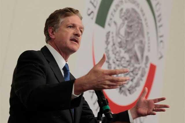 Juan Carlos Romero Hicks anuncia intención de contender por candidatura del PAN