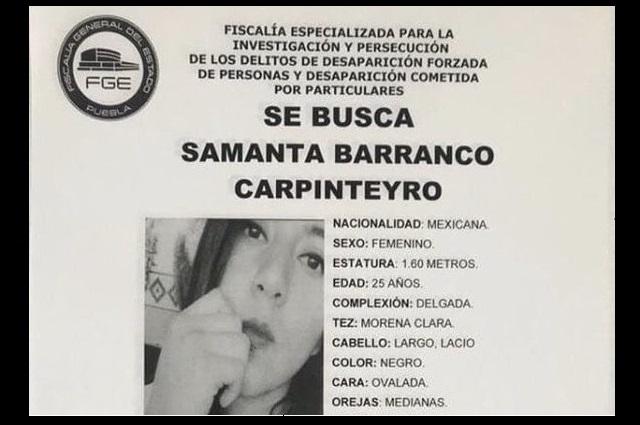 Tras marcha, hallan a joven desaparecida de la Romero Vargas