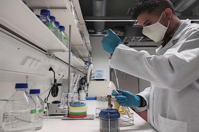 La BUAP está en las grandes ligas de la ciencia : Sergio Romero