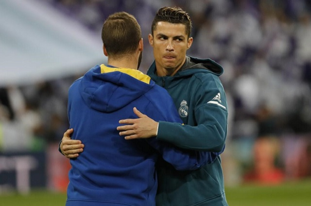 Cristiano Ronaldo se va al Juventus por 100 millones de euros