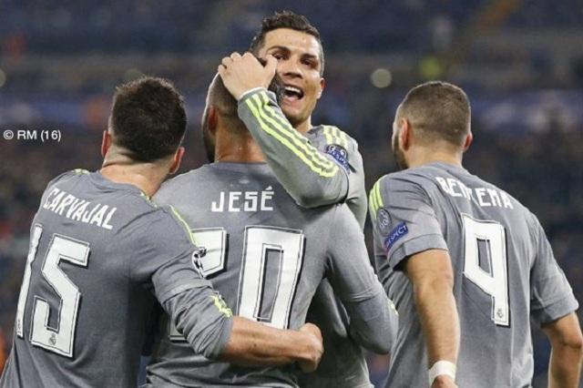 Golazo de Ronaldo y victoria del Madrid ilusionan a su afición