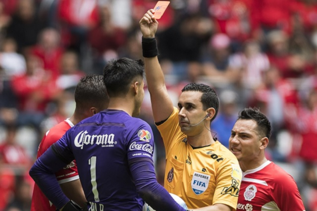 Si vienen de Ronaldo, árbitro Ramos acepta insultos: Talavera